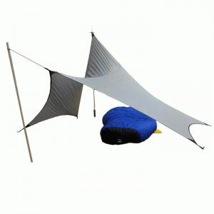 photo: Integral Designs SilWing tarp/shelter