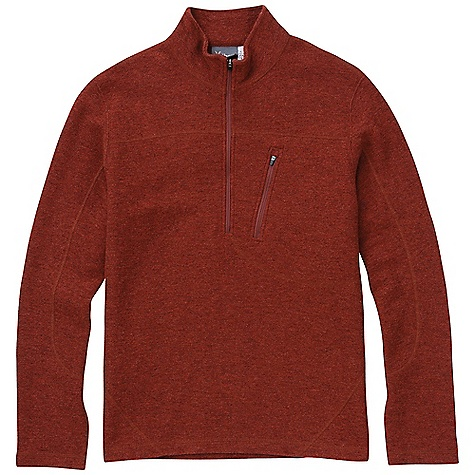 photo: Ibex Scout 1/2 Zip long sleeve performance top