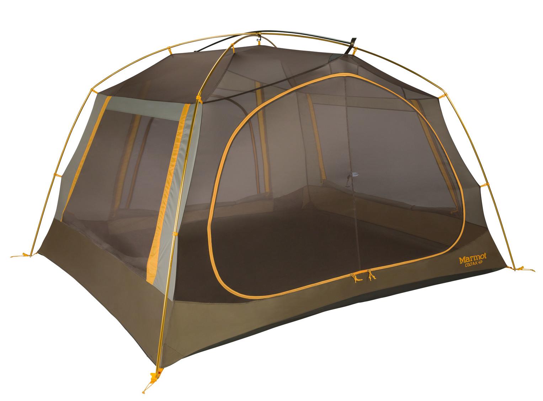 photo: Marmot Colfax 4P three-season tent