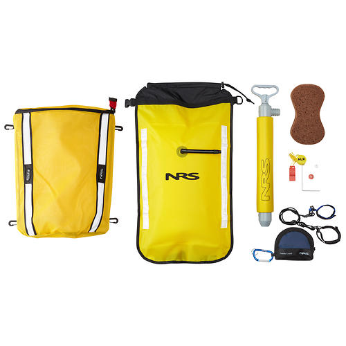 photo: NRS Deluxe Touring Safety Kit paddling safety device
