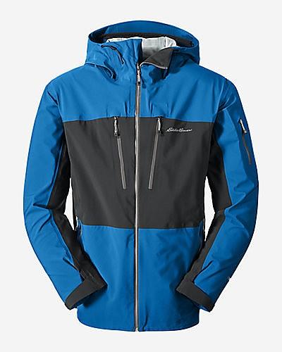 photo: Eddie Bauer Neoteric Shell Jacket snowsport jacket