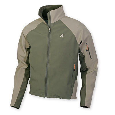 photo: EMS Terra Mid Jacket soft shell jacket