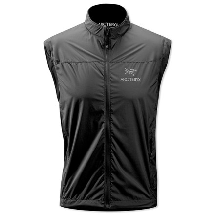 photo: Arc'teryx Celeris Vest wind shell vest