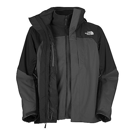 photo: The North Face Windwall TriClimate Jacket component (3-in-1) jacket