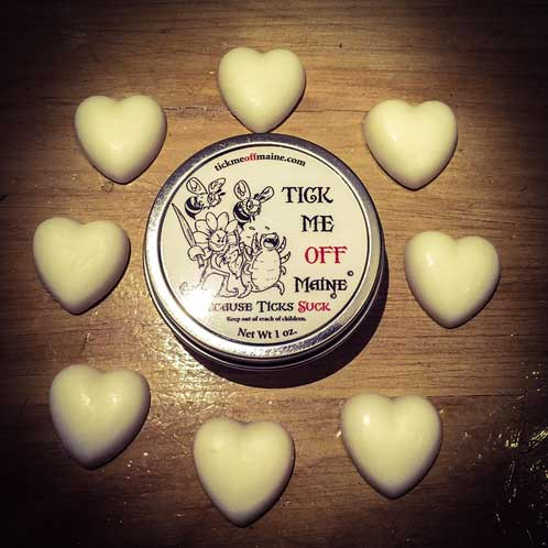 Tick Me Off Maine Tick Repellant
