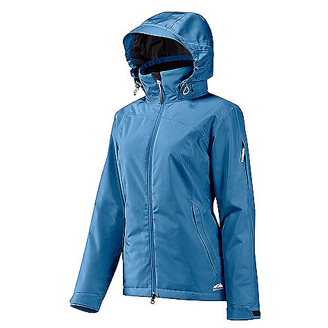 photo: GoLite Men's Castle Peak Zonal Insulated Parka snowsport jacket