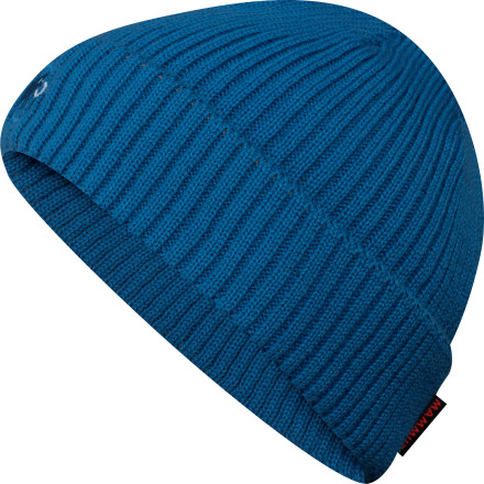 photo: Mammut Tone Beanie winter hat