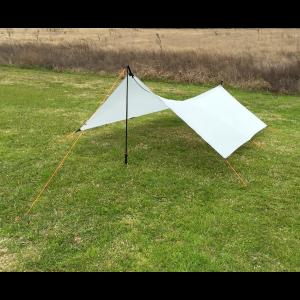 photo: Gossamer Gear C-Twinn Tarp tent/shelter