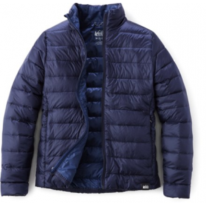 photo: REI Boys' Down Jacket down insulated jacket