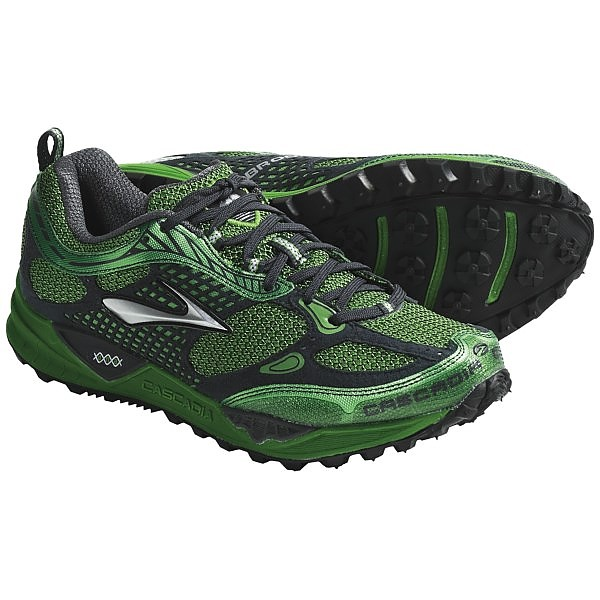 photo: Brooks Cascadia trail running shoe