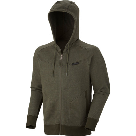 photo: Mountain Hardwear Progresrer Full Zip Hoody fleece jacket