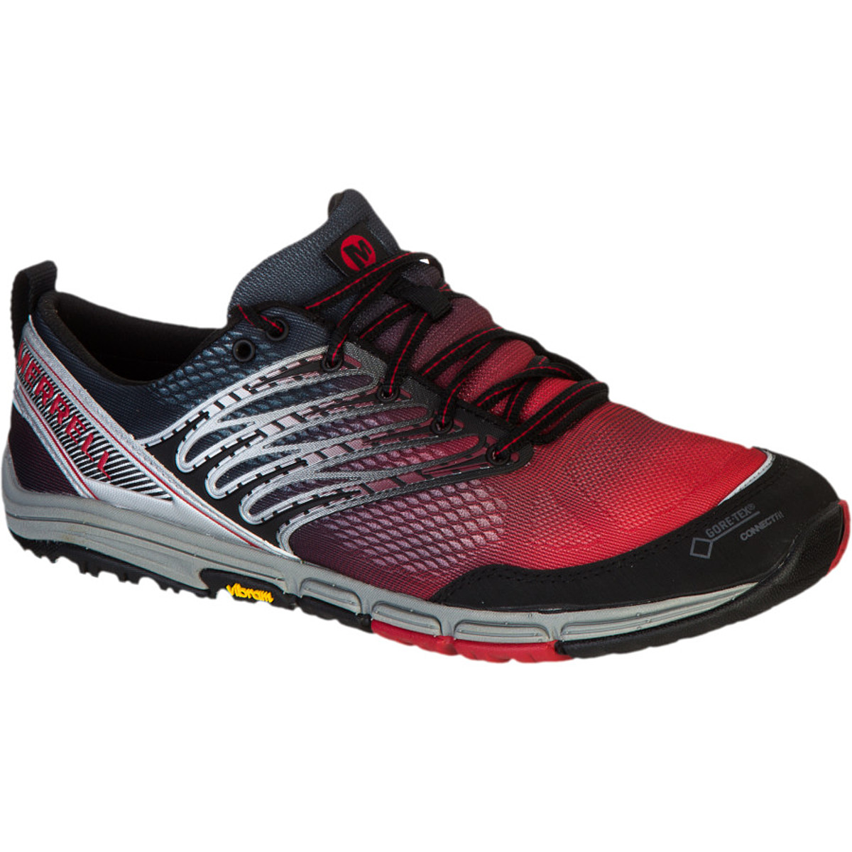 photo: Merrell Men's Trail Run Ascend Glove Gore-Tex trail running shoe