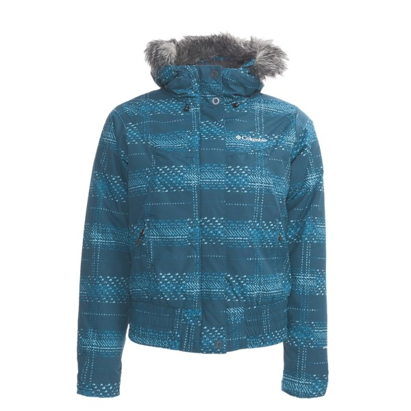 photo: Columbia Bora Ice II Jacket synthetic insulated jacket
