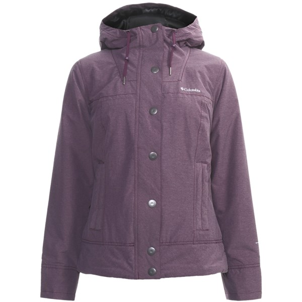 photo: Columbia Looty Loo Jacket synthetic insulated jacket