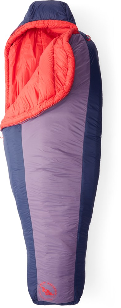 photo: Big Agnes Katherine 20 3-season synthetic sleeping bag