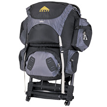 photo: Kelty Yukon 3200 external frame backpack