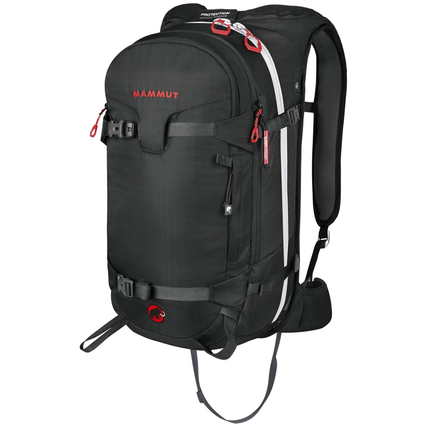 photo: Mammut Ride Protection Airbag 3.0 avalanche airbag pack