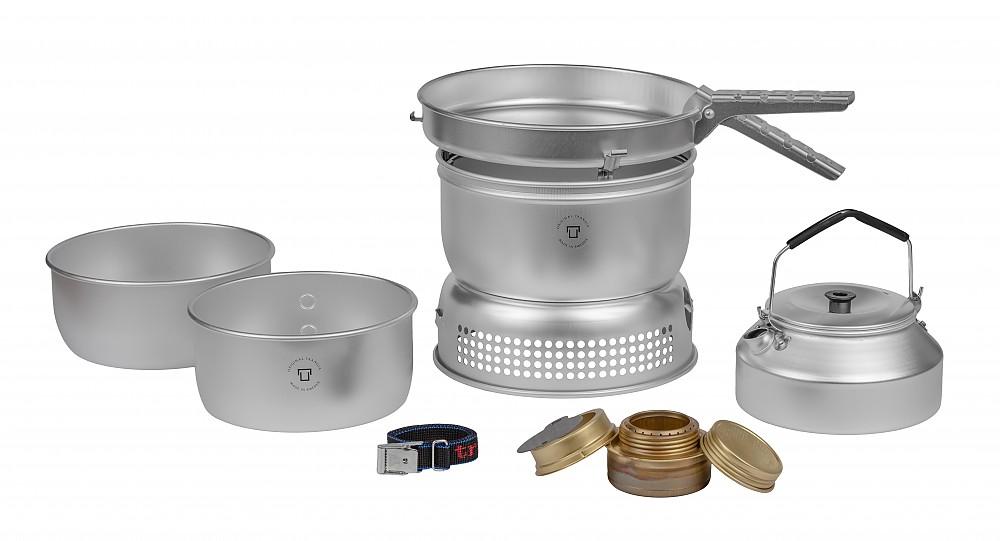photo: Trangia 25-2 UL alcohol stove