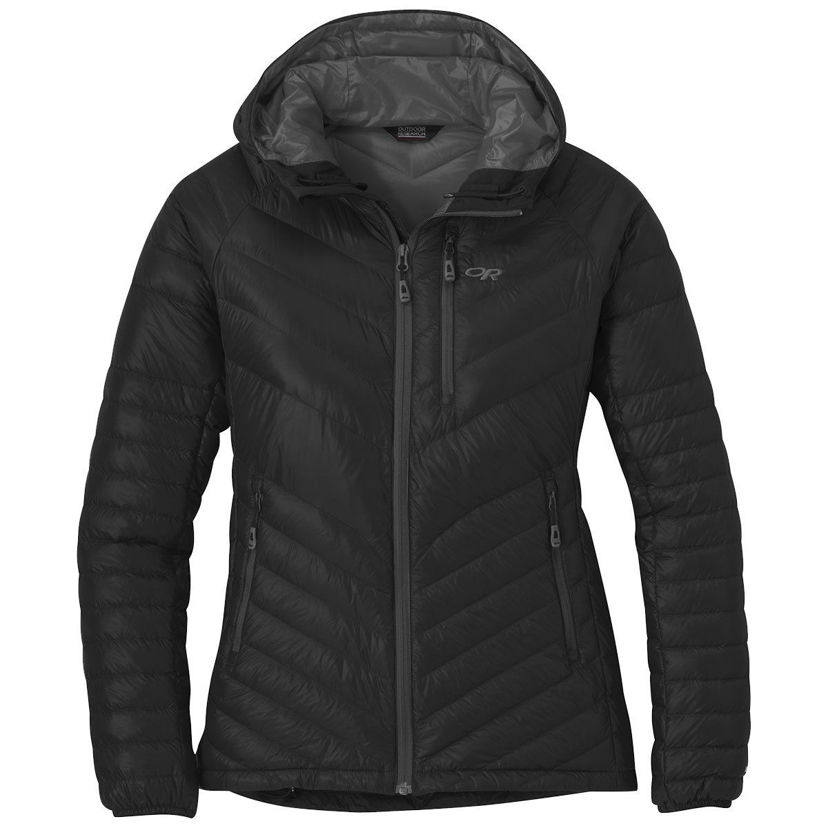photo: Outdoor Research Women's Illuminate Down Hoody down insulated jacket