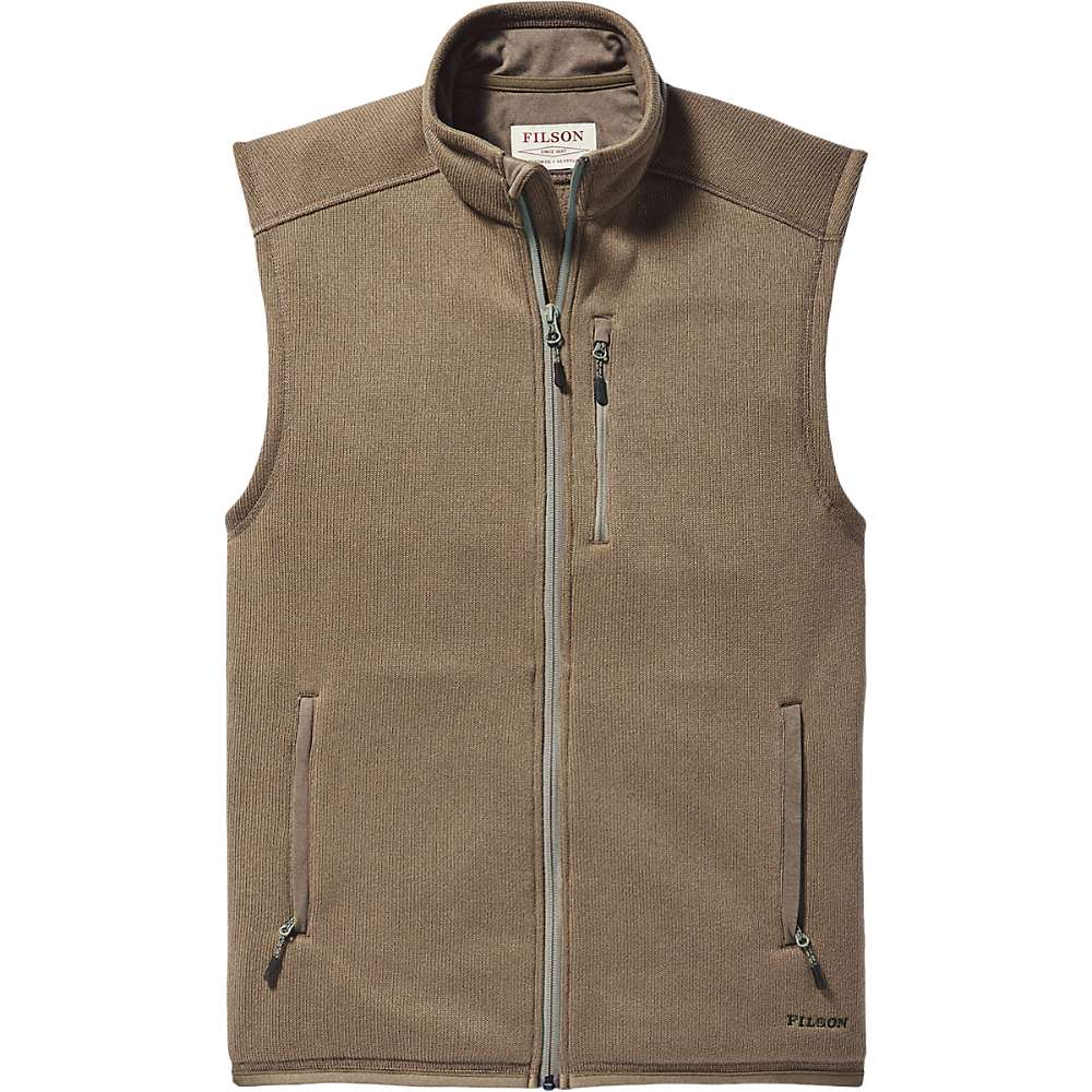 photo: Filson Ridgeway Fleece Vest fleece vest