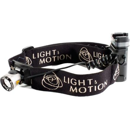 photo: Light & Motion Solite 100 headlamp