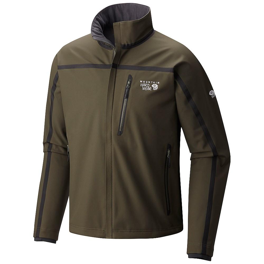 photo: Mountain Hardwear Synchro Jacket soft shell jacket