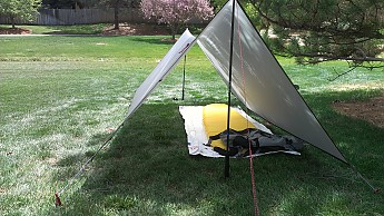 Narrow-a-frame.jpg & Rab Siltarp 2 Reviews - Trailspace.com