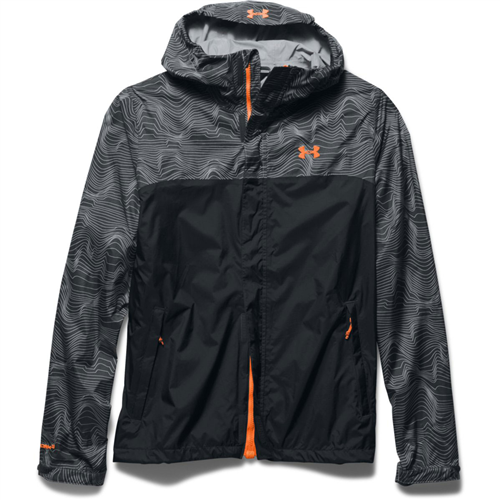 photo: Under Armour Surge Jacket waterproof jacket