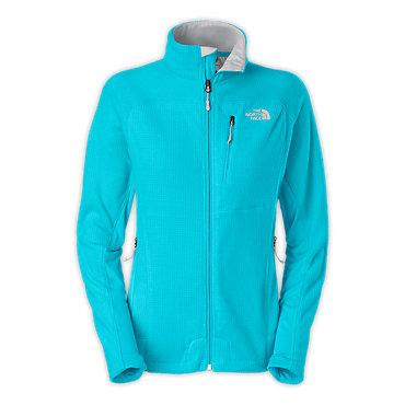 photo: The North Face Women's Quantum Jacket fleece jacket