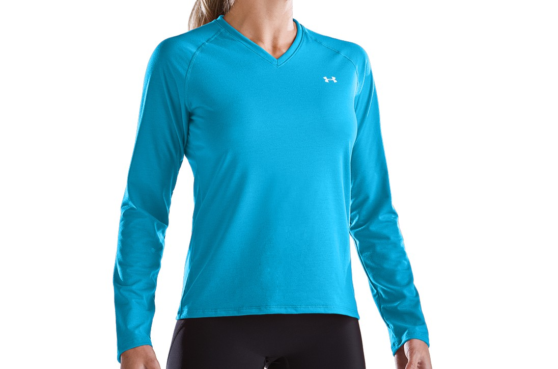 photo: Under Armour Tech Longsleeve T Shirt long sleeve performance top