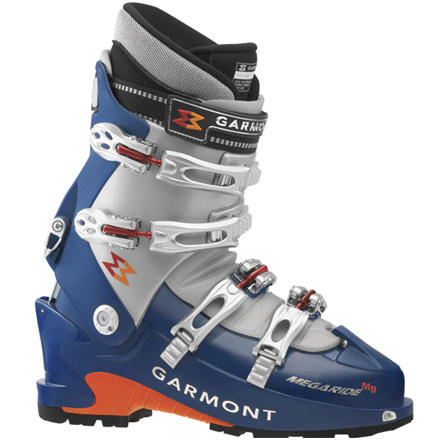 photo: Garmont Mega-Ride alpine touring boot