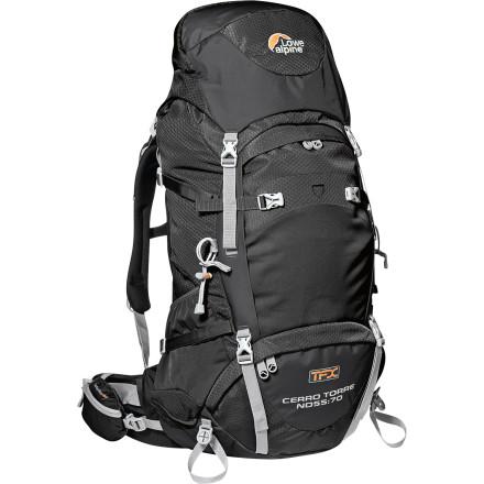 photo: Lowe Alpine TFX Cerro Torre ND 55:70 weekend pack (3,000 - 4,499 cu in)