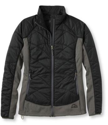 L.L.Bean PrimaLoft Packaway Fuse Jacket