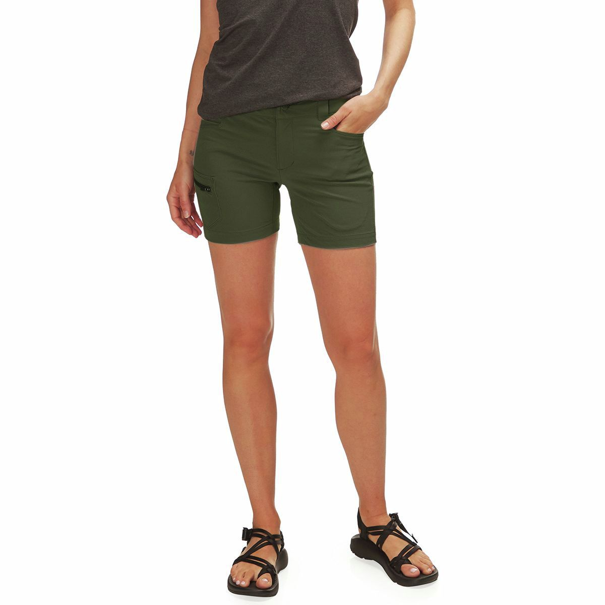 photo: Outdoor Research Women's Ferrosi Shorts hiking short