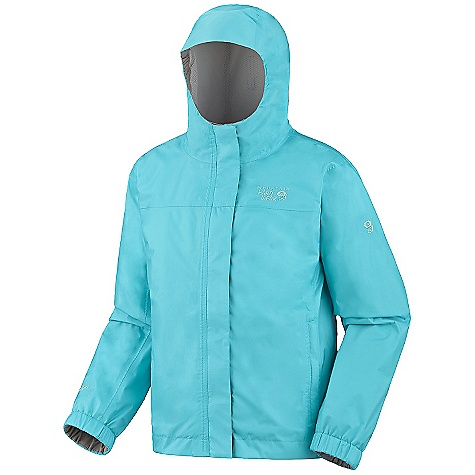photo: Mountain Hardwear Girls' Epic Jacket waterproof jacket