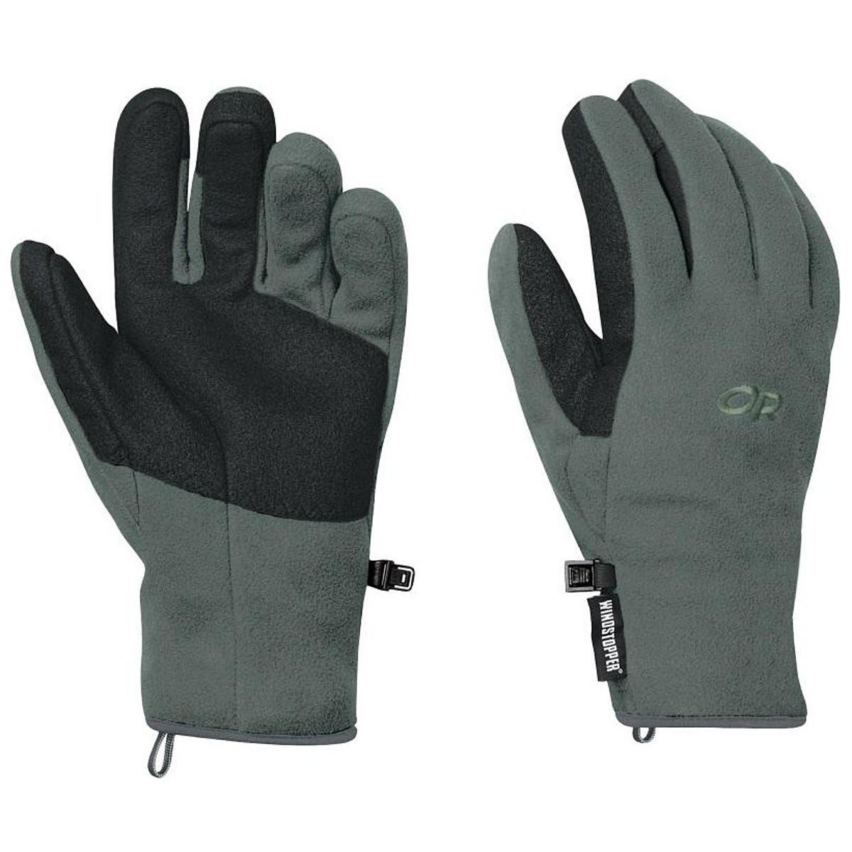 photo: Outdoor Research Gripper Gloves fleece glove/mitten