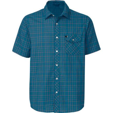 photo: The North Face Dickie Dunn Shirt hiking shirt