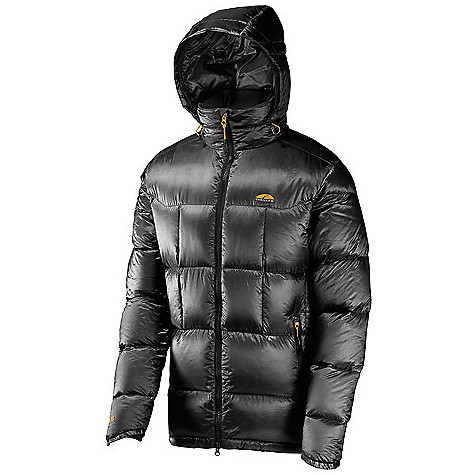 photo: GoLite Roan Plateau 800 Fill Down Hooded Jacket down insulated jacket