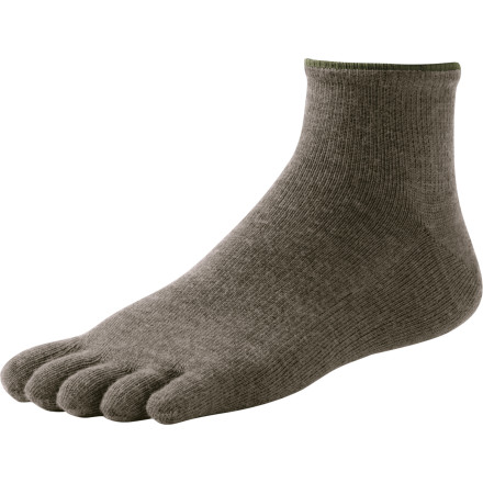 photo: Smartwool Toe Sock Mini hiking/backpacking sock