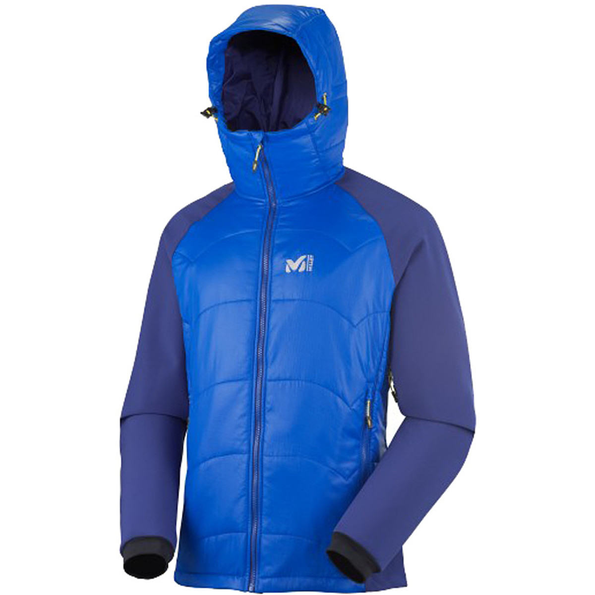 photo: Millet Belay Hybrid synthetic insulated jacket