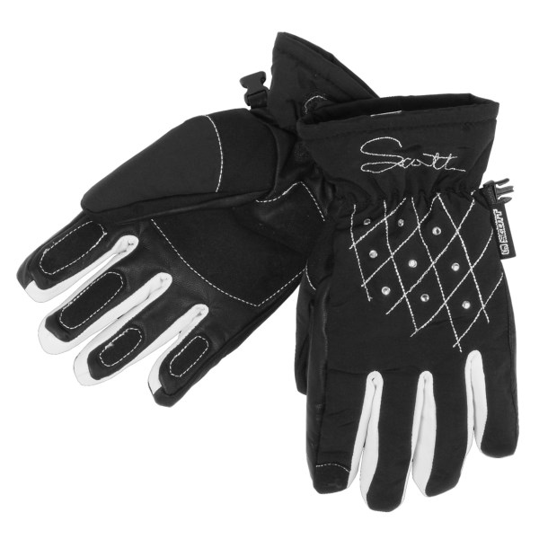 photo: Scott Jade Soft Shell Gloves - Insulated soft shell glove/mitten