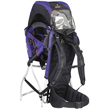 photo: Kelty Backcountry child carrier