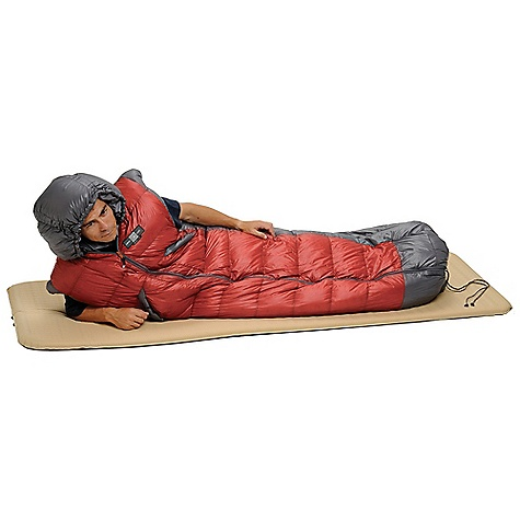 photo: Exped Dreamwalker 650 3-season down sleeping bag