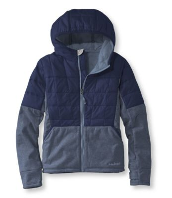 photo: L.L.Bean Puff-N-Stuff Pro Jacket synthetic insulated jacket