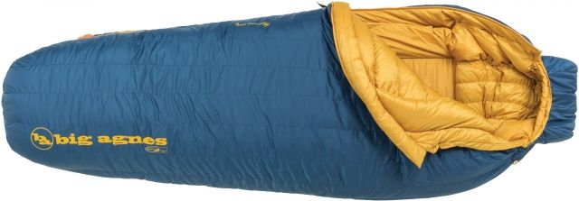 photo: Big Agnes Storm King 0° 3-season down sleeping bag