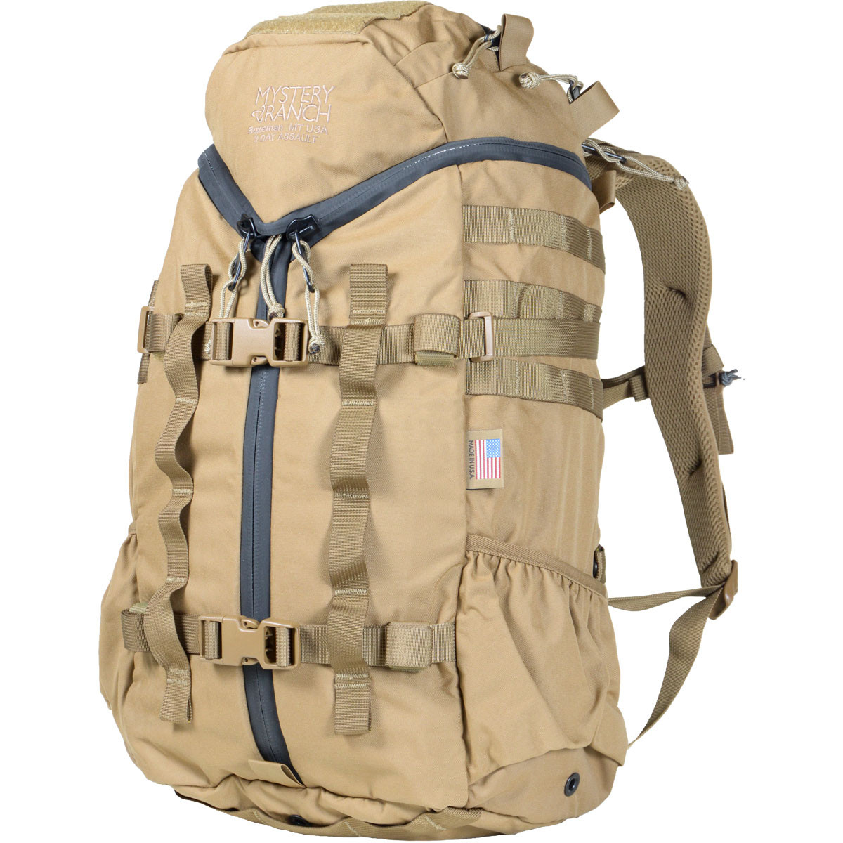 photo: Mystery Ranch 3 Day Assault CL daypack (under 35l)