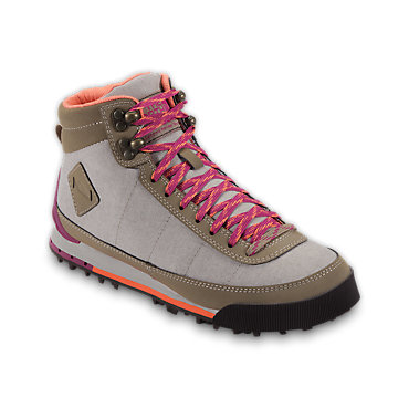 photo: The North Face Women's Back-to-Berkeley Boot Canvas hiking boot