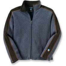 photo: Kühl Boys' Sundog Full Zip fleece jacket