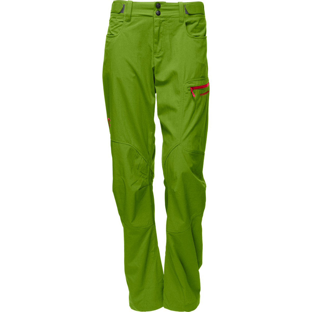 photo: Norrona Bitihorn Lightweight Hybrid Pant soft shell pant