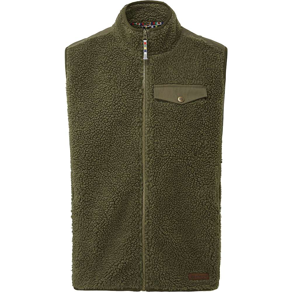 photo: Sherpa Adventure Gear Men's Tingri Vest fleece vest